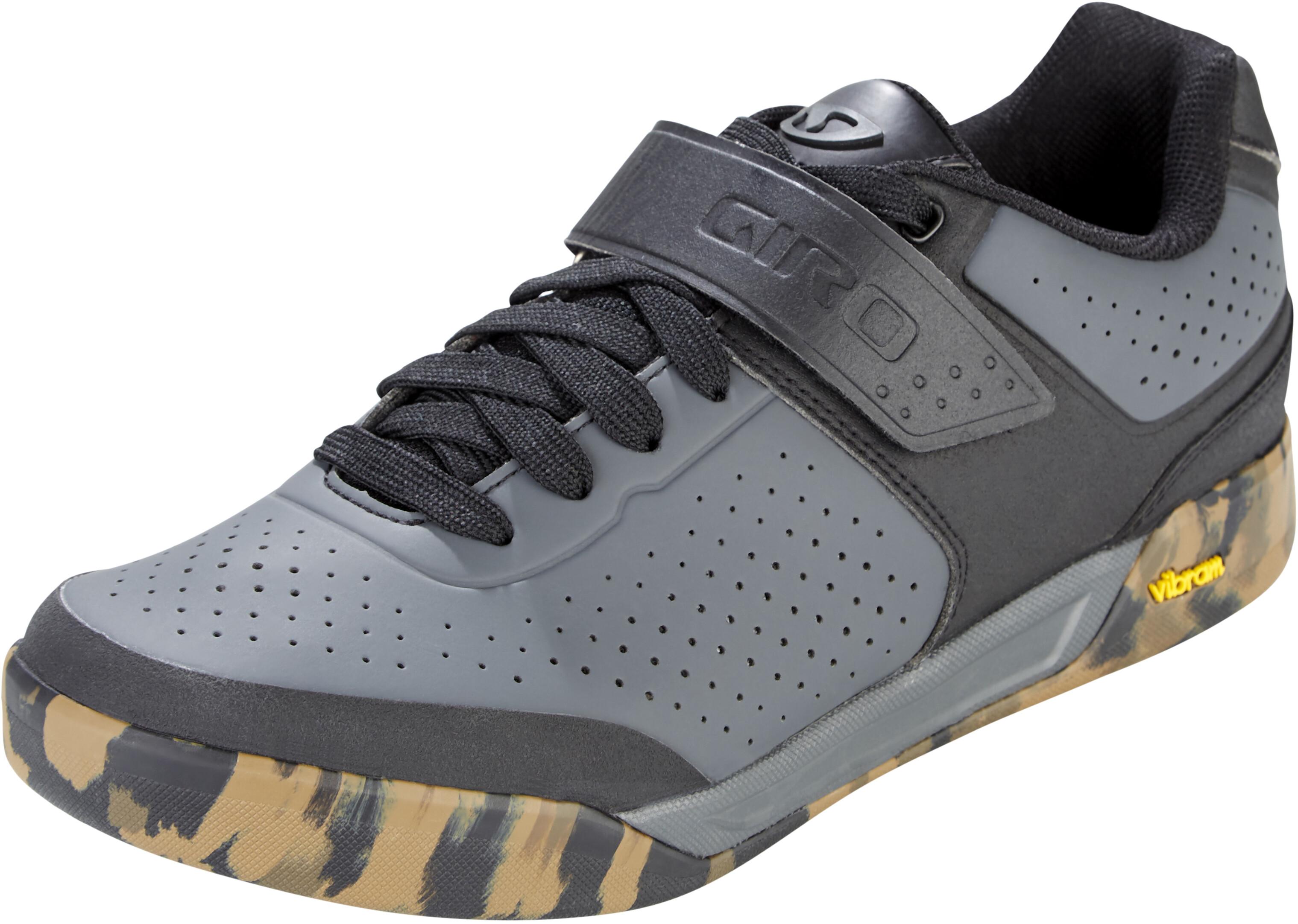 Giro Chamber II Shoes Men black/dark shadow/gum | Addnature.co.uk